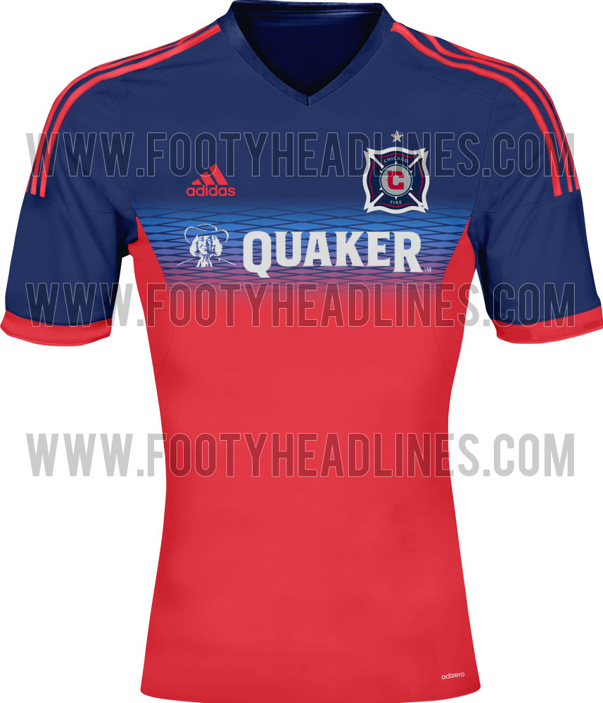 Mls Jersey Week Reviewing All The Leaked Kits Black And Red United