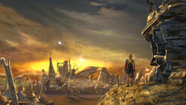 Spira Unplugged: Behind Final Fantasy 10 HD's remastered