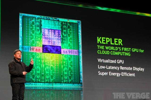 Nvidia Kepler Cloud GPU stock 1024
