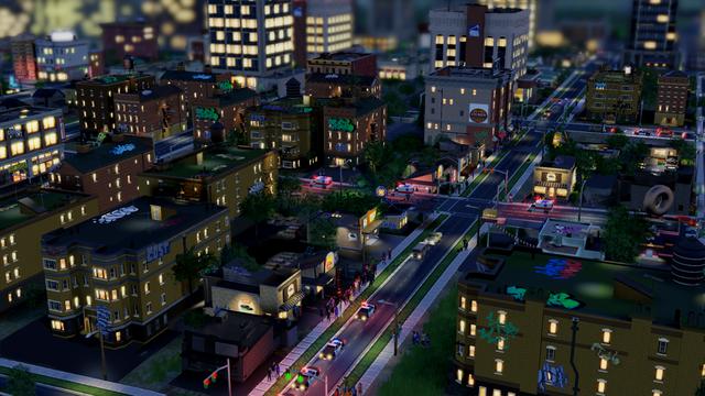 SimCity Police