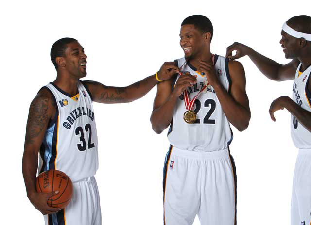Rudy Gay And Oj Mayo 49