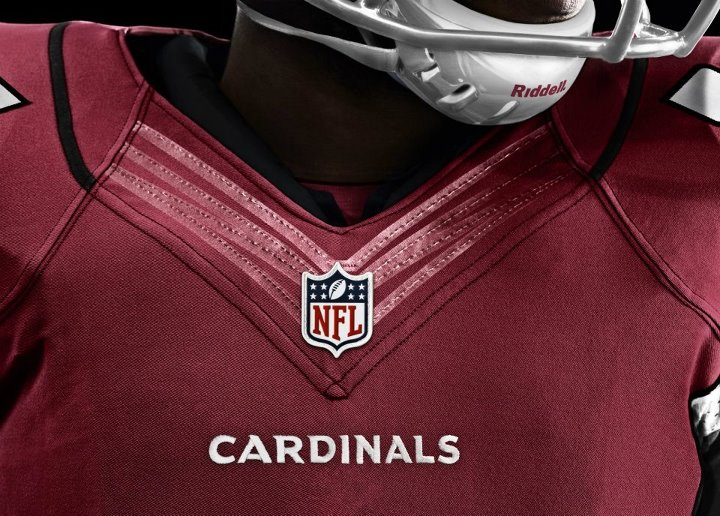 9e0a396b5146 532961 10151470894835721 57460905720 23670048 61581760 n medium. via Nike  Football on Facebook. The Cardinals jersey ...