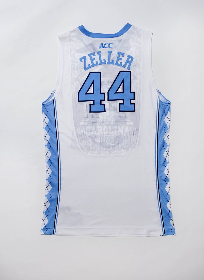 Unc Basketball Uniform 48