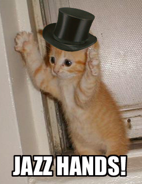 爵士乐handskitten_medium