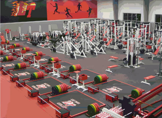 Your Weight Room Sucks Every Day Should Be Saturday