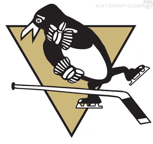 Kyle From Katchops New Penguins Logo Blueshirt Banter