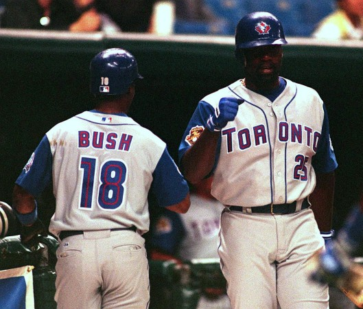 63833bf18 Thread on Threads Part II: Blue Jays' Logos and Uniforms, 1997-2003 ...