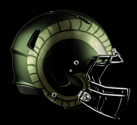 2012 CSU Rams Helmet Concept Re-Design - Vote Now ...