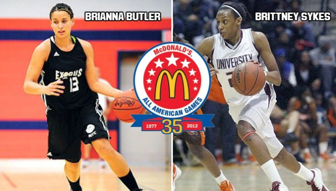 Syracuse Women S Basketball Orders Double Serving Of Mcdonald S All
