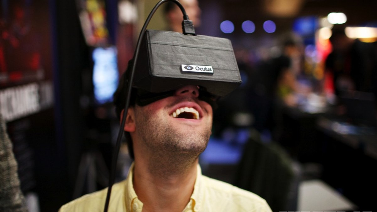 Techmeme: Interview: Oculus founder says Facebook deal will